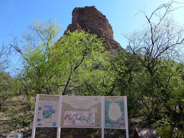 Aravaipa Canyon (4-19-12)